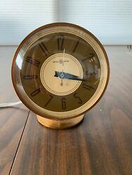 GE Model 5H66 Vintage Antique Mid Century Desktop Clock