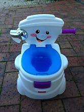 Fisher-Price Musical Potty/Toilet Mount Barker Mount Barker Area Preview