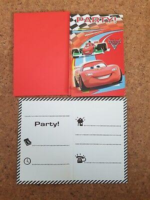 s (Cars Einladungen)
