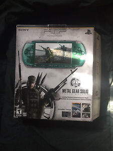 Sony PSP limited edition *needs battery