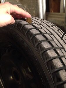 215/65R16 Yokohama ice Guard ic51v