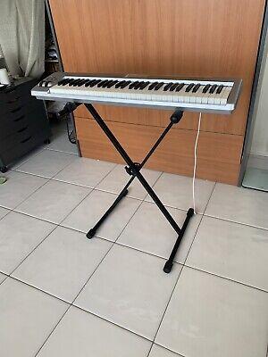 M-Audio Keystation 61 II 61-Key USB Keyboard MIDI Controller; Gently Used w/Case