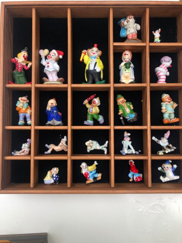 Reduced! Collection Of Big House Clowns (21)