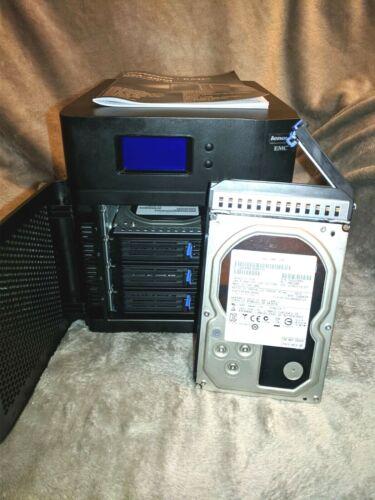 Lenovo EMC PX4-400D Network Storage 12TB Dual-port 10Gb Network 8GB Synology NAS