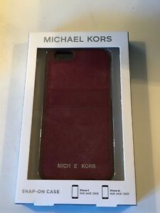 Michael Kors iPhone 6 / 6S Case with Cardholders