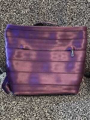 Harveys Mulberry Streamline Backpack