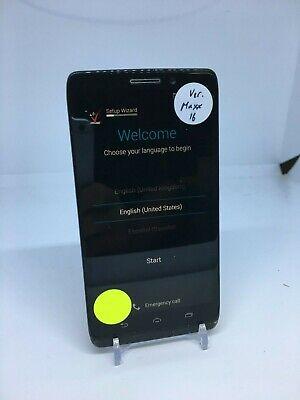 Motorola Droid MAXX - 16GB - Black (Verizon) Smartphone (BC) (C8)