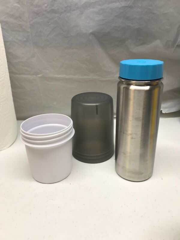 Kiinde Voyager Travel Baby Bottle Food and Breast Milk Warmer