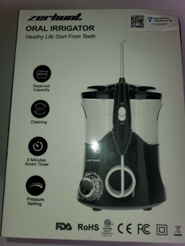 Dental Water Flosser Teeth Cleaner - Zerhunt High Frequency