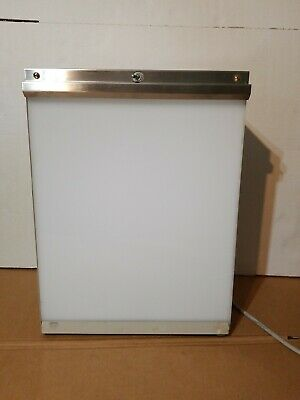 Ss X-ray Products Model 460a Film Illuminator Negative Viewer Light Box
