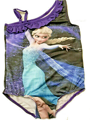 Disney Characters Swimsuit Girls Size 1, 2, 3, 4, 6 and 8
