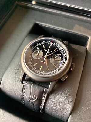 Corniche Heritage Chronograph Obscur - Limited Edition 60/200 - 415 Euro RRP