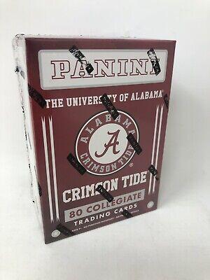 2015 Alabama Crimson Tide. Panini Multi-Sport Blaster Box. Factory Sealed!! -