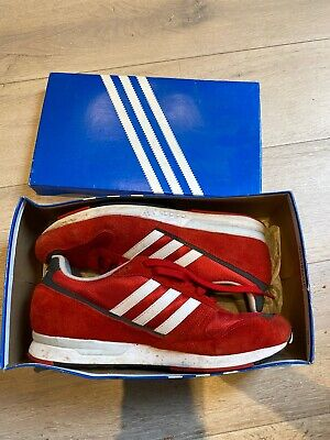 Adidas Marathon UK 9.5 Red