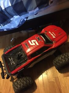 Traxxas xmaxx snap on edition