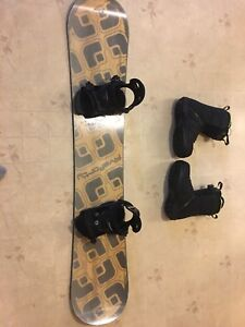 Snowboard fiveforty NEGO