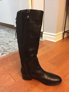 Women's leather Boots - size 5.5