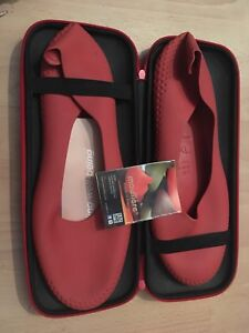 MOUILLERE STRETCH GALOSHES COVER BRAND NEW XL RED UK 10/12 RIDING EQUESTRIAN