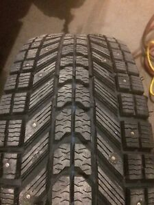 Tire winterforce 16""