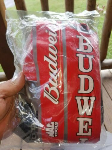 Budweiser Inflatable Dragster Sign Advertising Blow Up 3 ft NIB New Bud Beer