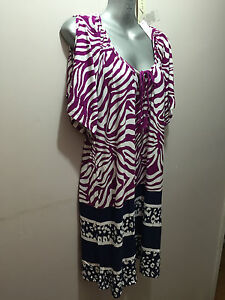 BNWT Womens Sz 26 Autograph Brand Stunning Peasant Summer Tunic Top RRP $60