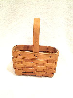 Longaberger 1995 American Cancer Society basket