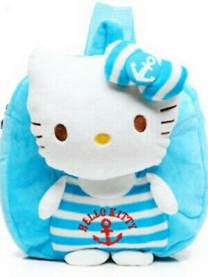 Hello Kitty Schoolbag Backpack Best Gift For Kids  2-6 yrs Old (Light