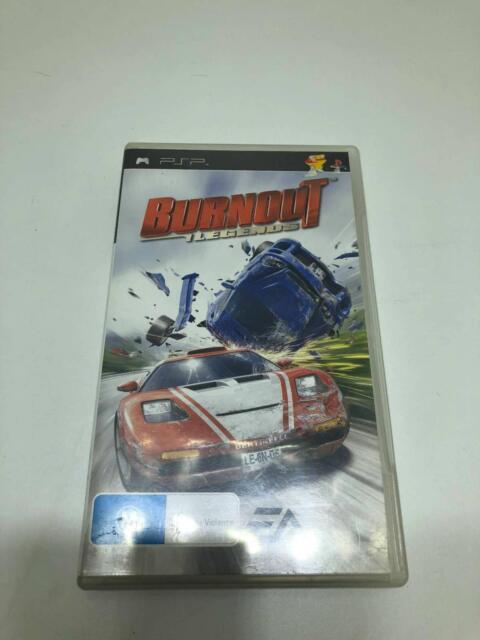 Burnout Legends Sony PSP Game | Playstation | Gumtree Australia