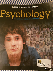 Psychology 4th Ed Waterford West Logan Area Preview