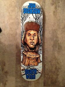Death wish deck 8.5in
