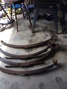 73-87 Chevy GMC truck lift springs