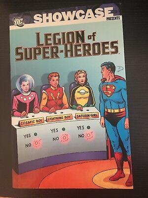 DC Comics Showcase Presents: Legion of Super-Heroes Vol. 1