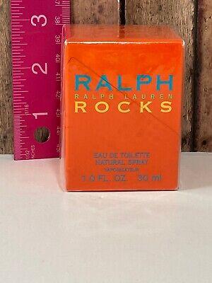 RALPH ROCKS For Women  1.0 oz / 30 ml Eau de Toilette Discontinued