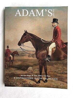 Adam's Auction Catalogue - 176 Pages From ' A Distinguished Ulster Collection '  comprar usado  Enviando para Brazil