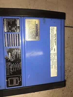 Yamaha Ef1000 Generator Side Panel Rear Side
