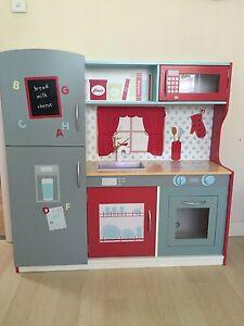 Wooden Play Kitchen Toys Indoor Gumtree Australia