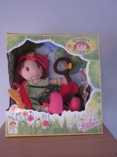"Zapf Creations 17"" Maggie Raggies Doll -  NIB"