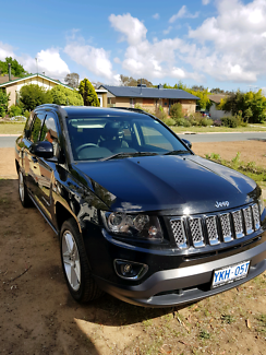 Wanted: Jeep Compass Limited 2014