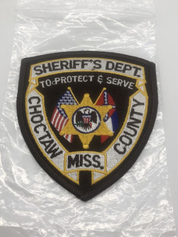 Choctaw county Sheriff
