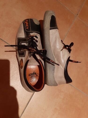 Tolle Eject Schuhe Gr. 40 Used Look, gebraucht