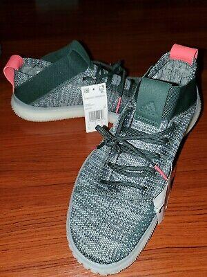 Adidas Pureboost Trainer M Shoe BB7216 Grey IVY ASH Pure Boost Men Size 8.5 NEW