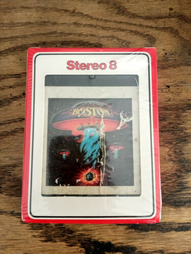 Boston- Self Titled -  8 track tape -  Used Rock - Tested