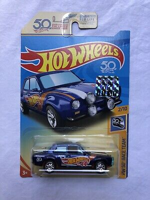 hot wheels 2018 super treasure hunt Factory Sealed 70 Ford Escort RS1600