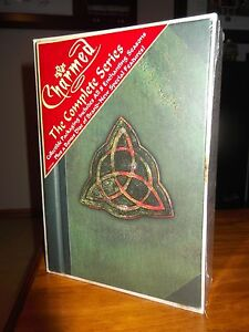 CHARMED - COMPLETE SERIES SEASON 1,2,3,4,5,6,7,8 BOOK OF SHADOWS BOXSET 1-8  R1