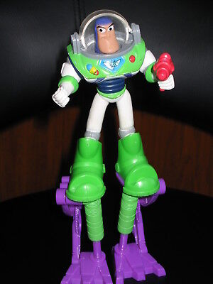 Buzz Lightyear of Star Command with spring boots figure - Buzz Lightyear Boots