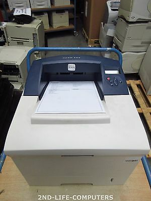 XEROX PHASER 3600 A4 Mono Laser Printer USB Network LAN Duplex Drucker TESTED OK - Phaser 3600 Laserdrucker