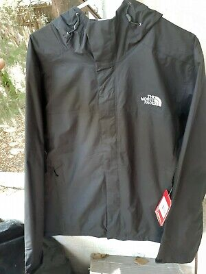 Mens TNF The North Face Venture Dryvent Waterproof Hooded Rain Jacket mens Large