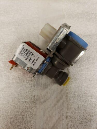 New Whirlpool Refrigerator Water Inlet Valve Part# W10498995