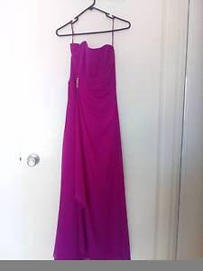 Dress -fushia pink Mooloolaba Maroochydore Area Preview