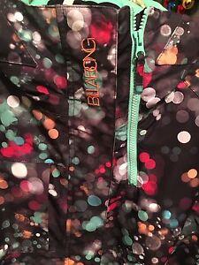 Women's Billabong winter jacket